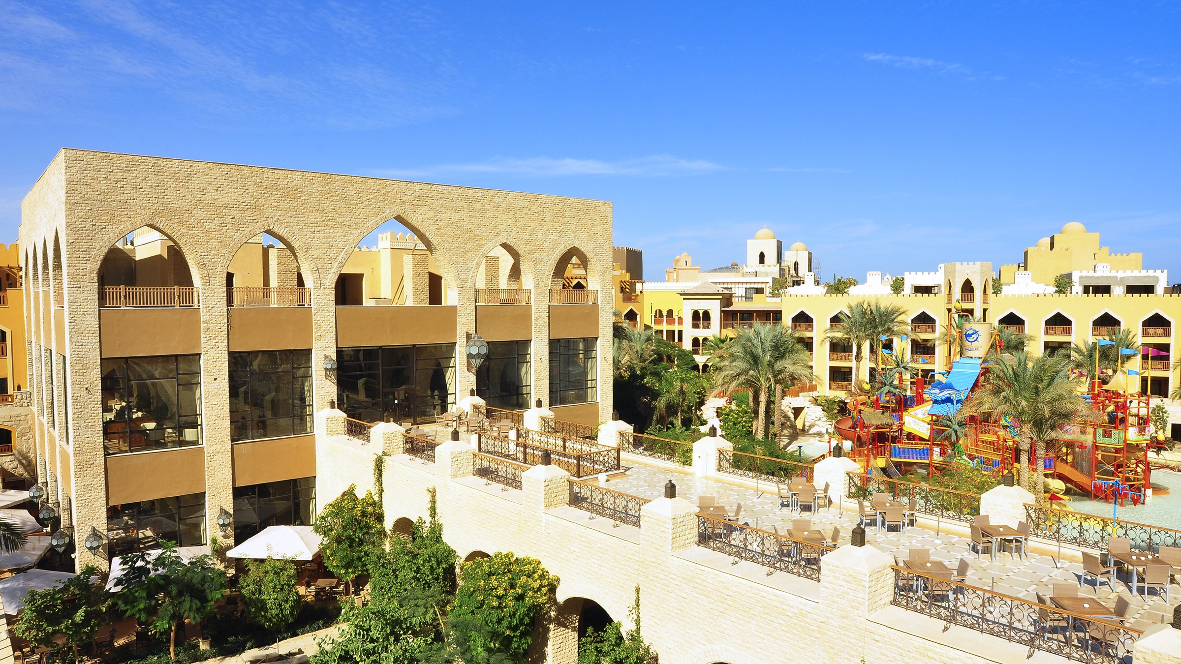 Sunwing Waterworld Resort Hotel
