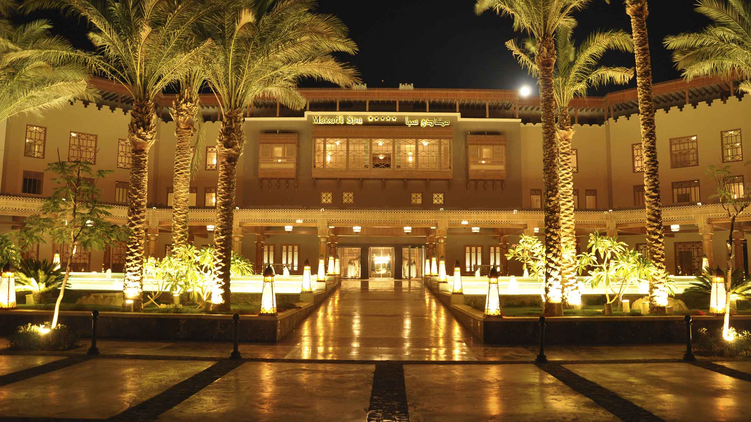 The Makadi Spa Hotel