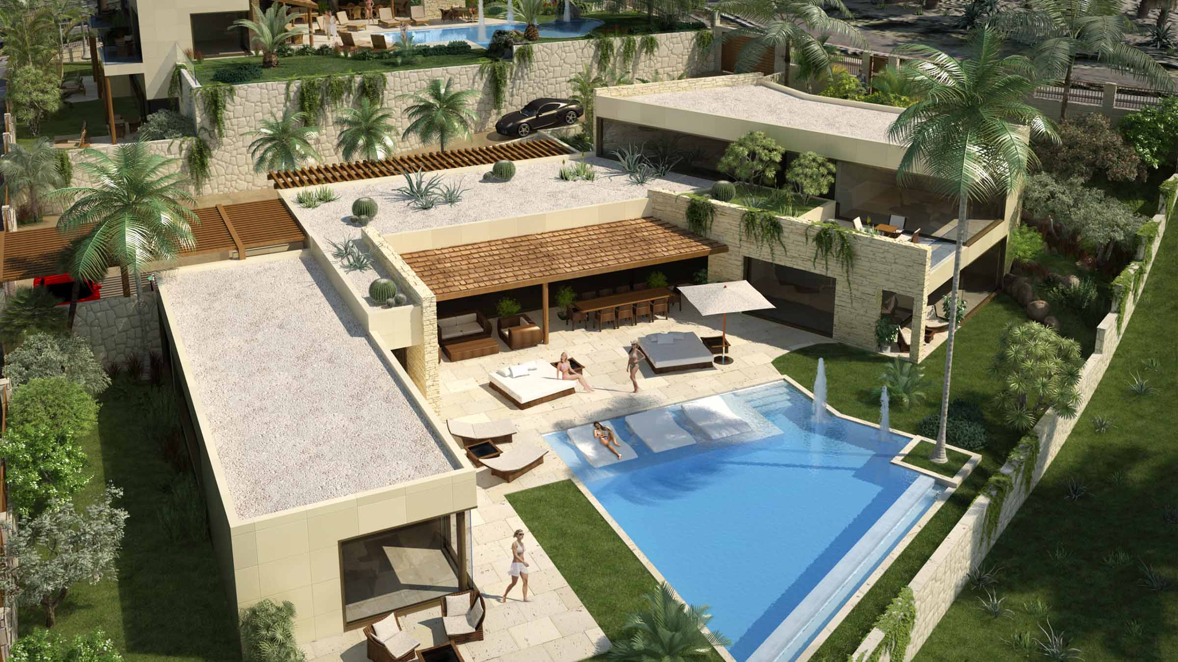 Abama Luxury Villas